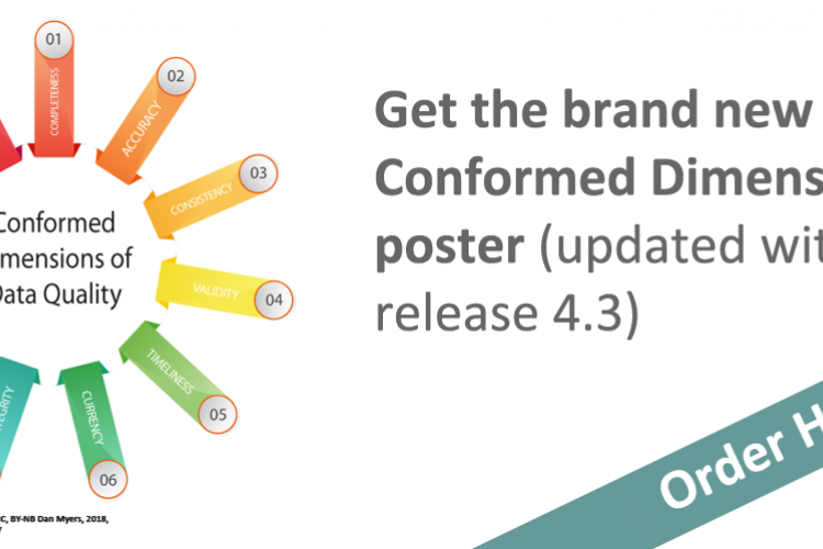 Conformed Dimensions of Data Quality Poster