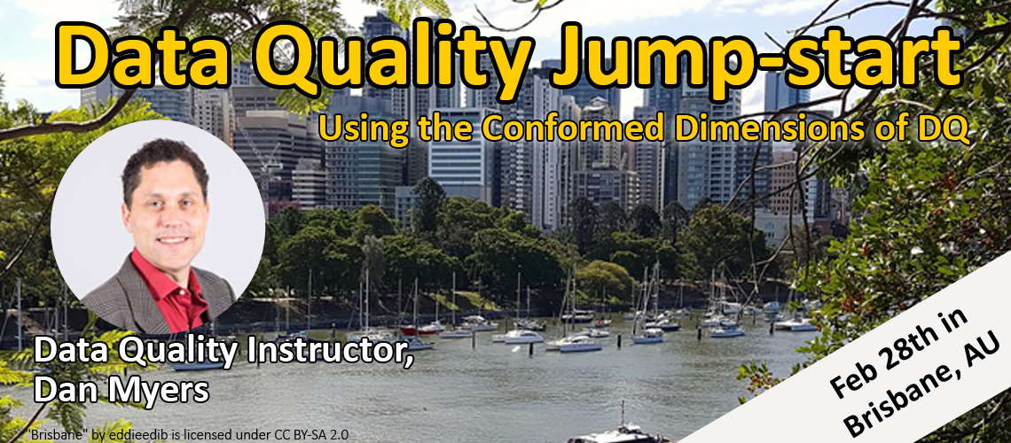 DQ Jumpstart- in Brisbane, Australia, Feb 28th
